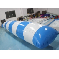 China Customized 6x2m Inflatable Jumping Pillow Water Air Bag wholesale