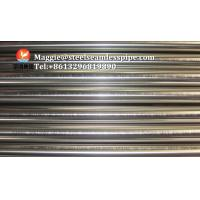 China Stainless Steel Welded Pipes ASTM A270 TP304 TP304L TP316L SUS304 SUS304L SUS316L 1.4301 1.4307 1.4404 6M on sale