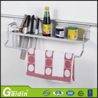 China Wholesale Storange Holder Multi-fonction Aluminum kitchen rack wholesale