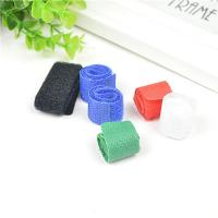 China Home / Office Households Products Adhesive Polypropylene Cable Ties Plastic Tie Straps wholesale