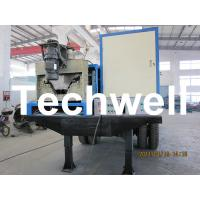 China 17.7KW Electric Control K Span Arch Roof Roll Forming Machine For Large Span Roof wholesale
