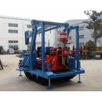 China Engineering Geological Core Drill Rig Machine Prospect Foundation Pile Construction wholesale