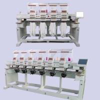 China Cap Multi Head Computerized Embroidery Machine Automatic High Performance wholesale