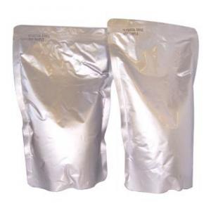 China Aluminum Foil Food Vacuum Seal Bags High Temperature /  Silvery Vacuum Retort Pouch wholesale