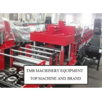 Quality C Model Profile Roll Forming Machine / C Purlin Bending Machine , C Steel Roll for sale