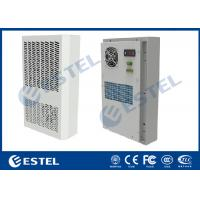 China 220VAC 600W Cooling Capacity Air Conditioner For Cabinet With 500W Heating Capacity IP55 wholesale