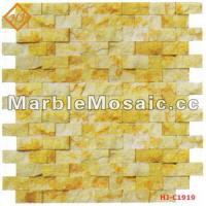 China marble mosaic Tiles for mosaic wall - 【Good Quality】Yunfu HuanJian Stone Ltd. on sale