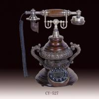 China Special vintage style resin antique telephone for gifts wholesale