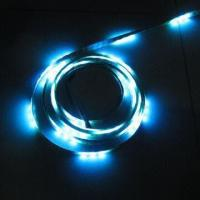 China 5050 RGB Magic Color LED Strip with Rated Voltage of 12/24V DC on sale