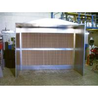 China Dry Filter Spray Booth wholesale