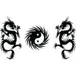 China Non-Toxic Temporary Tattoo (HTST013) wholesale