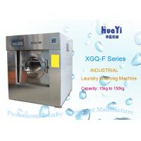 China Industrial Washer Extractor Machine With Safety Door Interlock System ISO CE wholesale