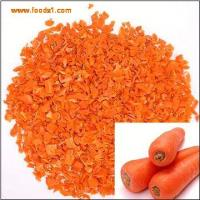 China dehydrated carrot granules wholesale