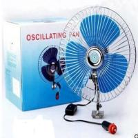 """China 8"""" Oscillating Car Radiator Electric Cooling Fans With Customized Color wholesale"""