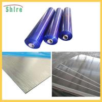 China Anti Dust Clear Self Adhesive Film , Industrial Protective Films For Aluminum Coil wholesale