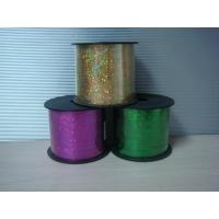 Quality Bird Frighten Holographic Curling Ribbons Roll 130u Thickness for sale
