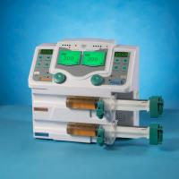 China DOUBLE CHANNEL SYRINGE PUMP BYZ-810T or BYZ-810TU wholesale