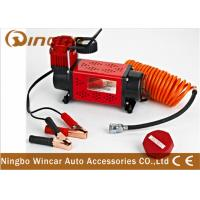 Quality Heavy Duty 12V Portable Air Compressor Efficiency Off Road Accessory 30mm Cylinder for sale