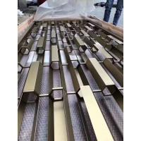 Buy cheap China Laser Cut Panel Stainless Steel Decorative Screen Factory Manufacturer from wholesalers