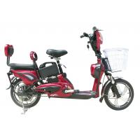 China 48V 10Ah Lead-acid battery powered bicycle , E-bike 16 inch ,  electric Scooter wholesale
