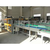 China Shrink Wrap Automated Packaging Machines PE Film Big Auto Shrink Packing Machine wholesale