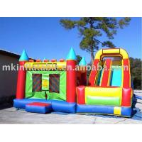 Inflatable Slide and Bouncer Combo