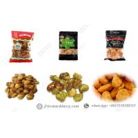 China Fried Board Beans Making Continuous Frying Machine for Commercial Using wholesale