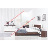 China Fashion Brilliance latest bedroom suite furniture designs in high glossy painting melamine wholesale