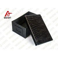 China Creative Corrugated Cardboard Gift Boxes With Lids 160 * 80 * 250 Size wholesale