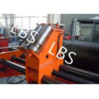 China Large Scale Spooling Device Winch Hydraulic / Electric Steel Material wholesale