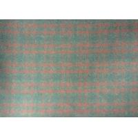 China Customized Tartan Plaid Upholstery Fabric With AZO Certificate 720g/m wholesale