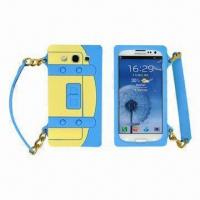 China Fashionable Silicone Case for Samsung Galaxy 9300 wholesale