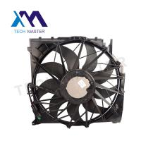 China Auto Parts Radiator Car Cooling Fan For BMW E83  Cooling Fans 17113442089 Power 600W wholesale