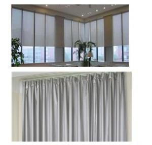 China emf curtains emf shielding curtains rf shielding electrical conductive fabric wholesale