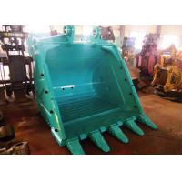 China Durable Multi Fingers Excavator Mud Bucket For Kobelco SK350LC Excavator wholesale