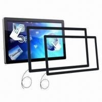 China Hitouch 55-inch Optical Touchscreen Frames/USB Multi Touchscreen Overlay Kit, 3.3 to 5.0V Voltage wholesale