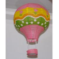 China chinesee hot air balloon biodegradable sky flying paper lantern wholesale