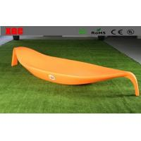 Buy cheap Orange Color LED Lounge Chair Hollow Structure Eco - Friendly For Swimming Pool from wholesalers
