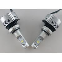 China 9006 CREE XHP50 35W 12 Volt LED Headlight Bulbs 12000 Lumen Xenon wholesale
