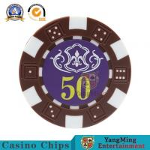 China Durable Plastic Casino Poker Chip Set Ceramic Rfid UV Security Code Stickers wholesale