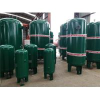 China Multi Purpose Portable Vacuum Receiver Tank , Vacuum Compressed Air Accumulator Tank wholesale