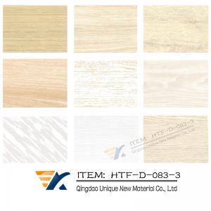 China WPC wall panel heat transfer film,Wood grain transfer foil, WPC transfer foil wholesale