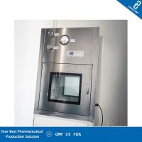 China Clean Transfer Window  Dynamic Pass Box With VHP Sterilizer Reduce Cross Pollution wholesale
