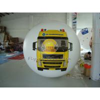 China 5*2.2m Inflatable Large Advertising Printed Helium Balloon with digital printing for Party wholesale