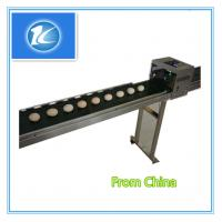 China Smart Egg Printing Machine With Touch Screen , Thermal Inkjet Printer For Eggs wholesale