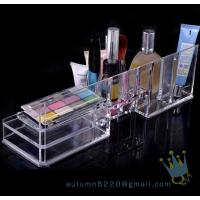 China clear cosmetic organizer wholesale