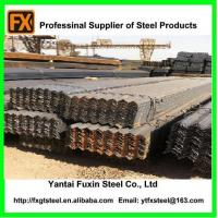 China Hot Rolled Steel Angle on sale