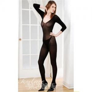 China Women Bodystocking, Fishnet / Mesh Nylon Body Stocking wholesale