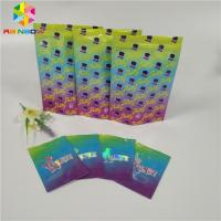 China Smell Proof Foil Pouch Packaging Runtz Bags Cookies / Pill / Gummy Bear Application wholesale