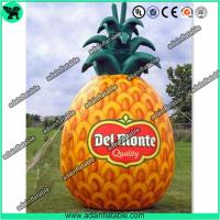 China Fruits Advertising Inflatable Pineapple Replica/Inflatable ananas Model wholesale